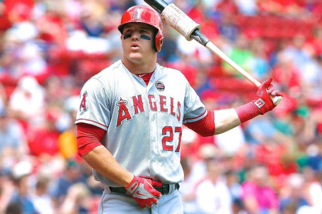 How MLB Contract Explosion Will Impact Mike Trout, Bryce Harper Extensions