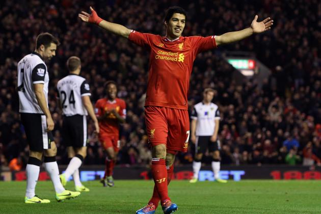 European Team of the Week: Suarez and Balotelli Form Attacking Dream Team