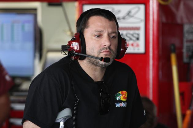 Will Tony Stewart Be Able to Coexist with New Teammates in 2014?