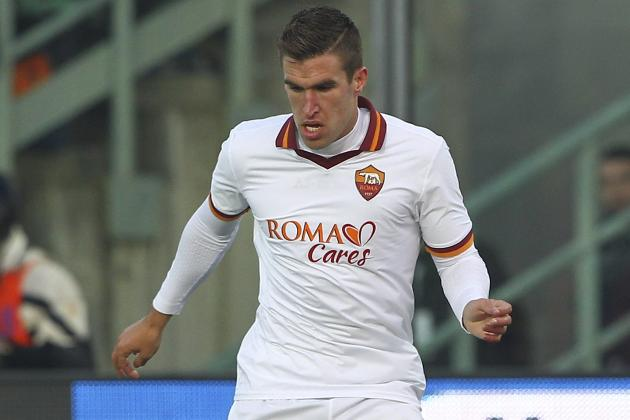 Kevin Strootman's Agent Deals Blow to Manchester United Transfer Hopes