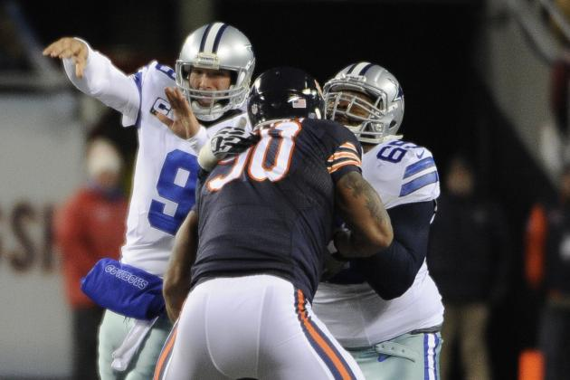 Biggest Roadblocks Keeping Dallas Cowboys from Reaching the Playoffs