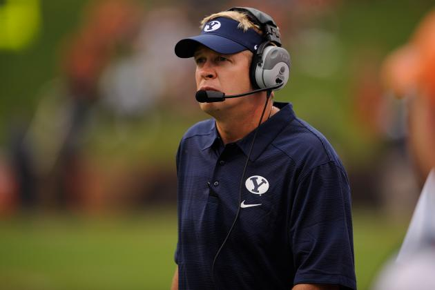 BYU Football: Cougars Will Face Washington in Fight Hunger Bowl