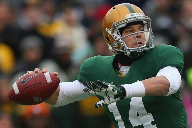 Why Baylor QB Bryce Petty Deserved a Heisman Invite to New York