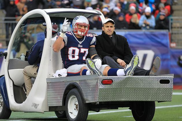 Dustin Keller Sends Sympathy to Rob Gronkowsk