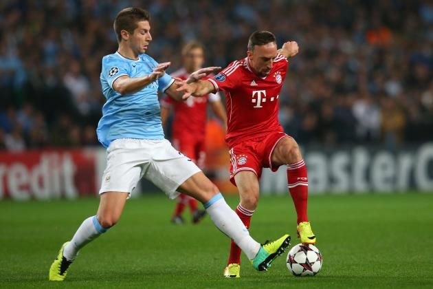 Bayern Munich vs. Manchester City: Live Score, Highlights, Recap
