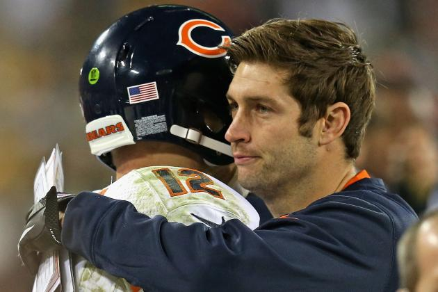 Josh McCown's Elite Play Affords Jay Cutler More Recovery Time
