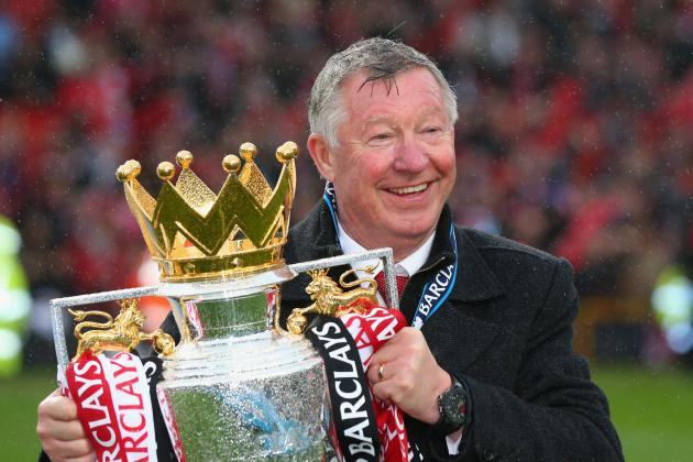 Why Sir Alex Ferguson Deserves FIFA's Coach of the Year Award