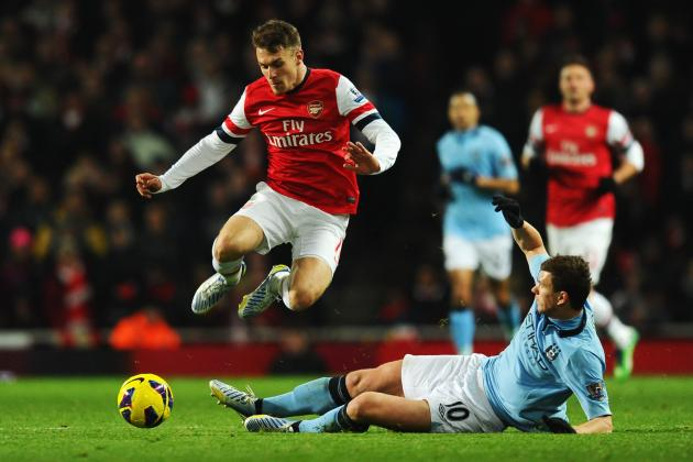 Arsenal vs. Manchester City: Betting Odds, Match Preview and EPL Prediction