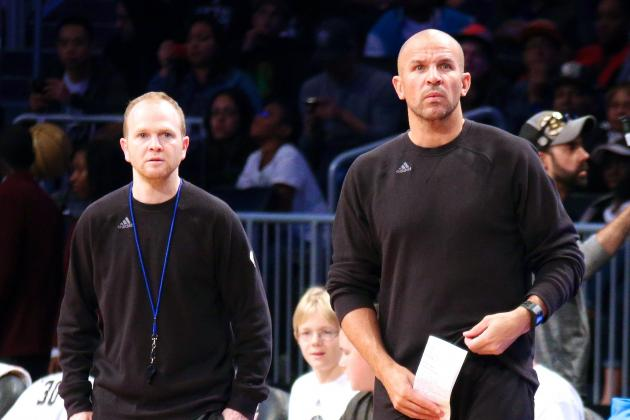 Jason Kidd Reportedly Berated Lawrence Frank Before Demotion