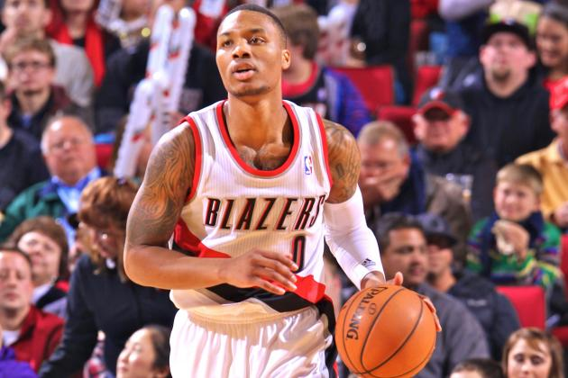 Damian Lillard's Defense a Major Factor in Blazers' Surprising Start