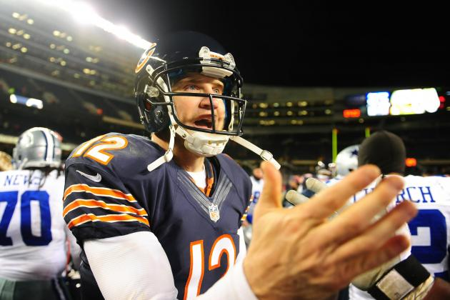 Breaking Down Why the Chicago Bears Should Ditch Jay Cutler for Josh McCown
