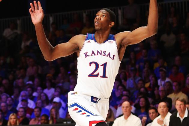KU's Embiid Grows as a Basketball Player