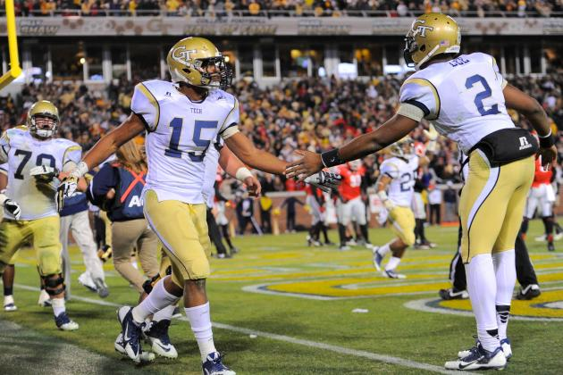 7 Facts About Ga Tech in Music City Bowl