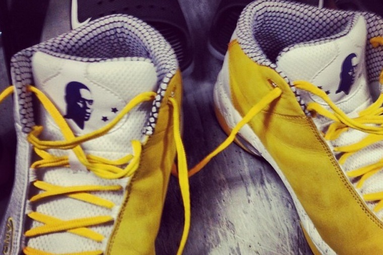 Lance Stephenson's New And1 Shoes Feature His Own Face