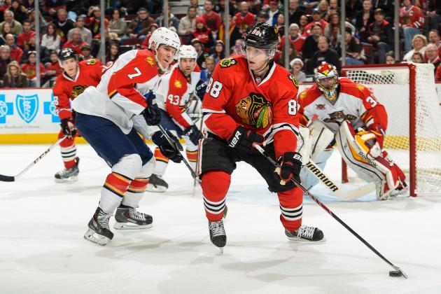 Will Patrick Kane Have His Best Season Ever in 2013-14?