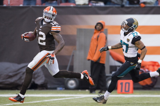 5 Takeaways from Josh Gordon's Explosive Week 14 Performance