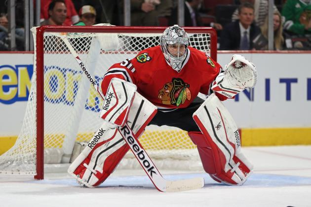 Corey Crawford Injury: Updates on Blackhawks Goalie's Status and Return