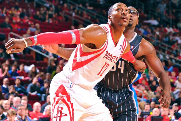 What's Keeping Dwight Howard from Being the Next Great Rockets Big Man?