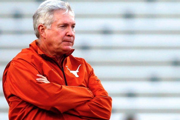 Mack Brown to Resign as Texas Longhorns Head Coach