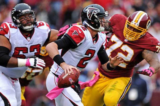 Washington Redskins vs. Atlanta Falcons: Spread Analysis and Pick Prediction