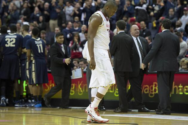 Postgame: Heartbreaking Finish Masked More Terps Struggles at BB&T Classic