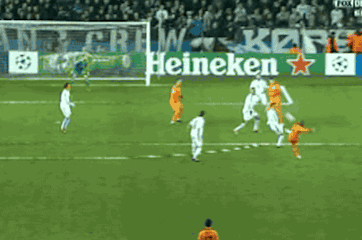 GIF: Luka Modric Screamer for Real Madrid vs. Copenhagen