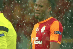 Hailstorm Halts Galatasaray vs. Juventus Champions League Clash