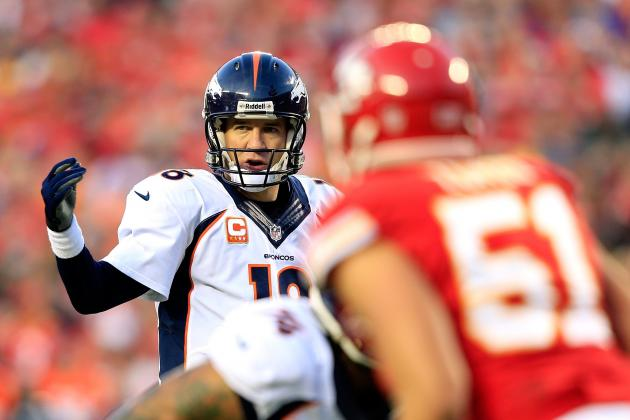 NFL MVP 2013: Breaking Down Top Candidates for Prestigious Award