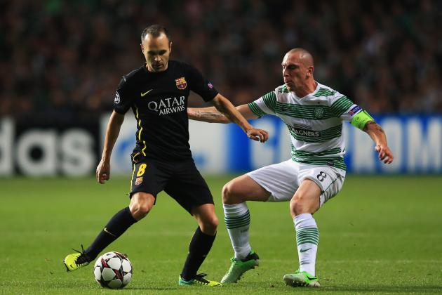 Champions League: Celtic and Barcelona Need Win for Different Reasons
