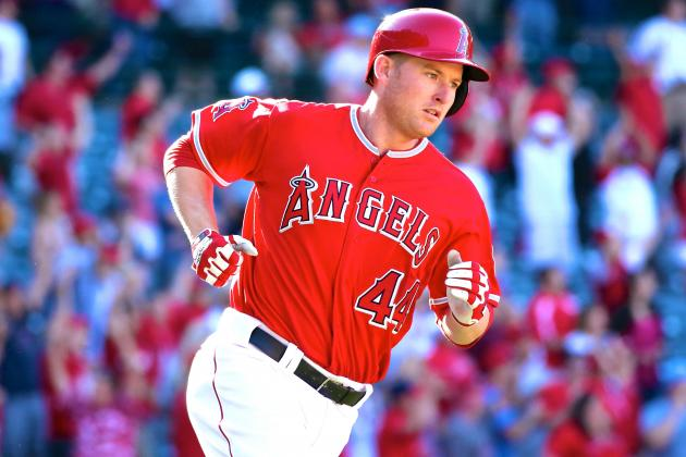 Mark Trumbo Traded to Arizona Diamondbacks by Los Angeles Angels