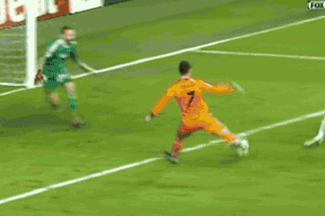 GIF: Cristiano Ronaldo Scores for Real Madrid vs. Copenhagen