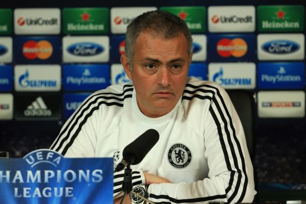 Jose Mourinho Is Right to Back Chelsea Strikers, but It's Time to Justify Faith