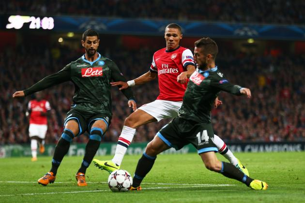 Napoli vs. Arsenal: Date, Time, Live Stream, TV Info and Preview