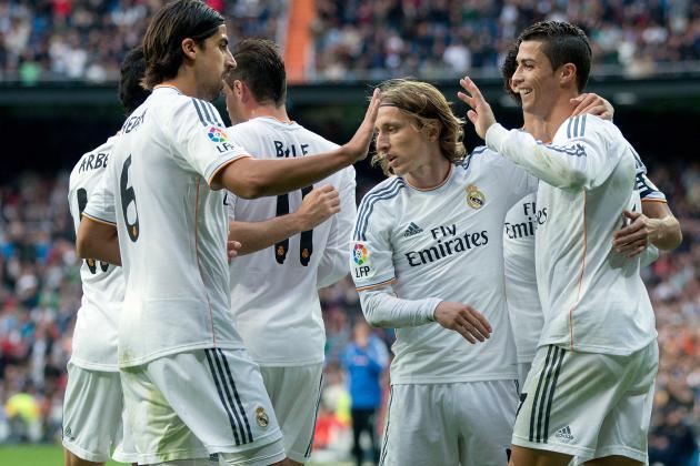 FC Copenhagen vs. Real Madrid Score, Grades and Post-Match Reaction