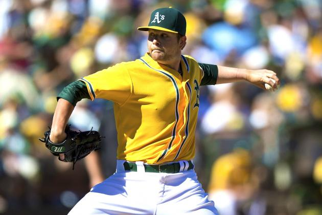 Brett Anderson Traded to Colorado Rockies by Oakland Athletics