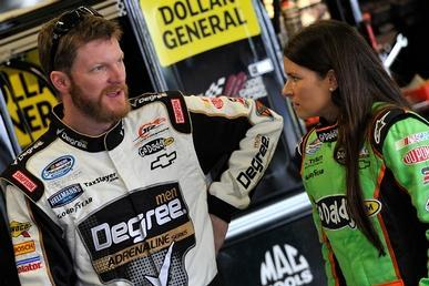 Dale Jr. Voted Most Popular Driver for 11th Straight Year