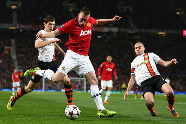 Manchester United vs. Shakhtar Donetsk Score, Grades and Post-Match Reaction