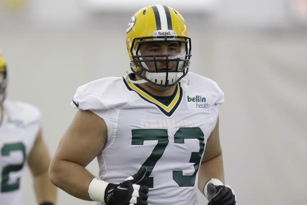 Packers Activate C/G JC Tretter