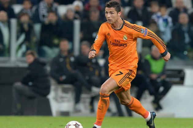 FC Copenhagen vs. Real Madrid: Live Player Ratings for Real