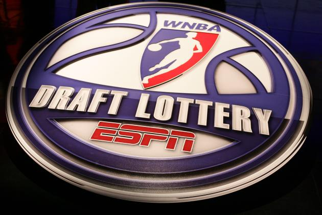 WNBA Draft Lottery 2013 Results: Complete 2014 Draft Order for Marquee Event
