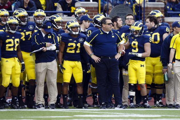 Michigan Football: 4 Toughest Offseason Challenges for Brady Hoke