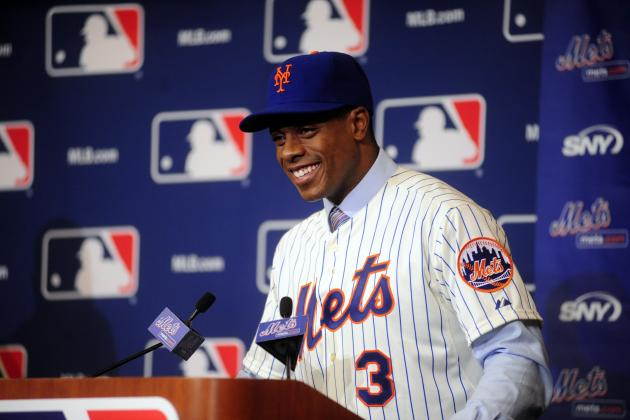 Curtis Granderson Takes Subtle Shot at Yankees Fans in Mets Presser
