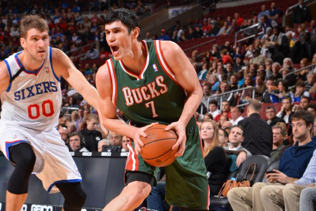 Should Milwaukee Bucks Keep or Trade Ersan Ilyasova?