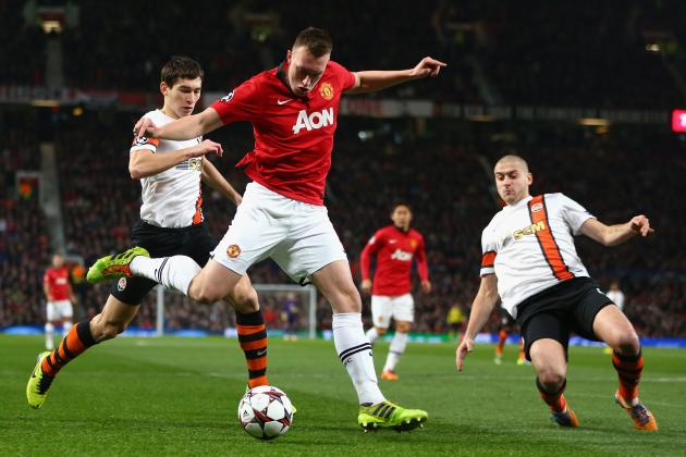 Manchester United vs. Shakhtar: Red Devils Will Build on Momentum from UCL Win