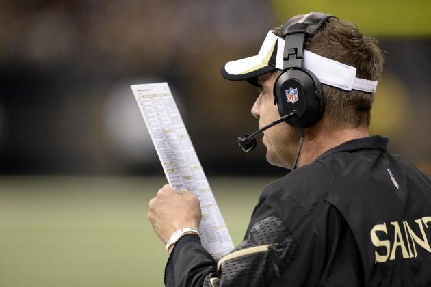 It's Time for Sean Payton to Relinquish Play-Calling Duties for Saints Offense