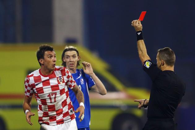 Mandzukic to Miss World Cup Opener vs. Brazil