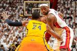 LeBron: 'There Are No Rivalries' in NBA Today