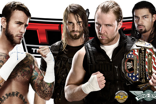 CM Punk vs. The Shield: Winner and Post-Match Reaction