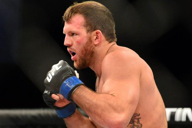 Ryan Bader to Undergo Surgery on Friday for Broken Hand