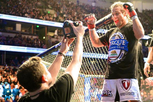 UFC on Fox 9: Is It Do-or-Die for Urijah Faber Against Michael McDonald?